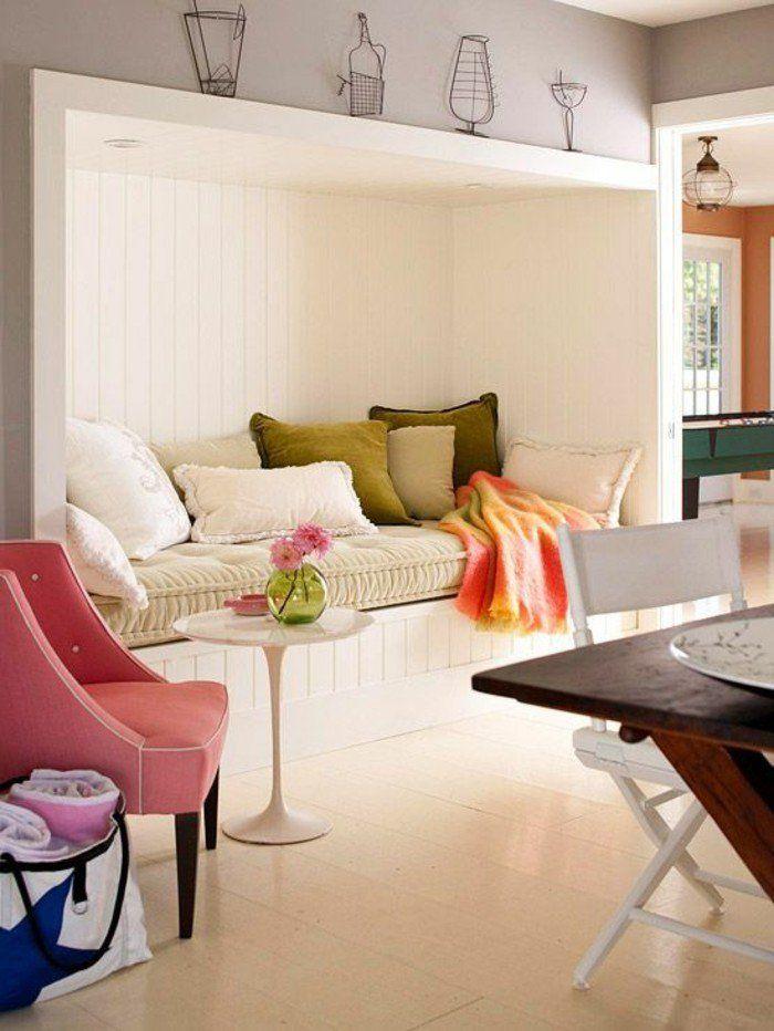 83 photos comment aménager un petit salon? | Alita farmhouse ...