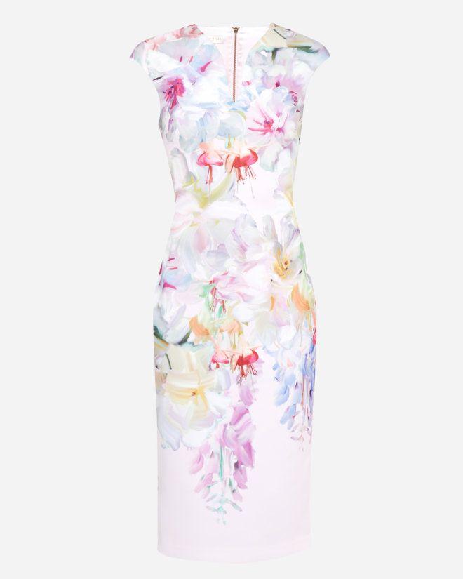 0dad9ed8ac25676c5dd7a215ebda91cb - Ted Baker Arienne Hanging Gardens Dress