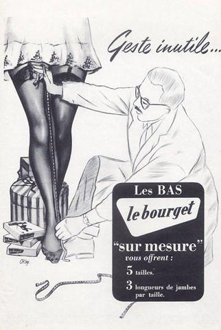 ecbecdc30f1 Le Bourget - personal services Vintage Girdle