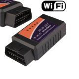 Simvalley ELM327 WIFI OBD II Automotive Diagnostics Scanner for iPhone iPad iPod Touch