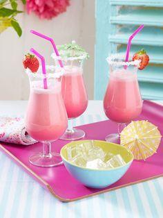 Alkoholfreie Cocktails: Erfrischend lecker | Wunderweib #cocktails