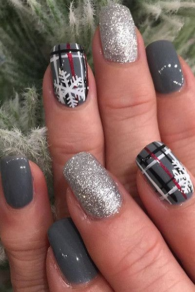 Holiday Party Nail Inspiration