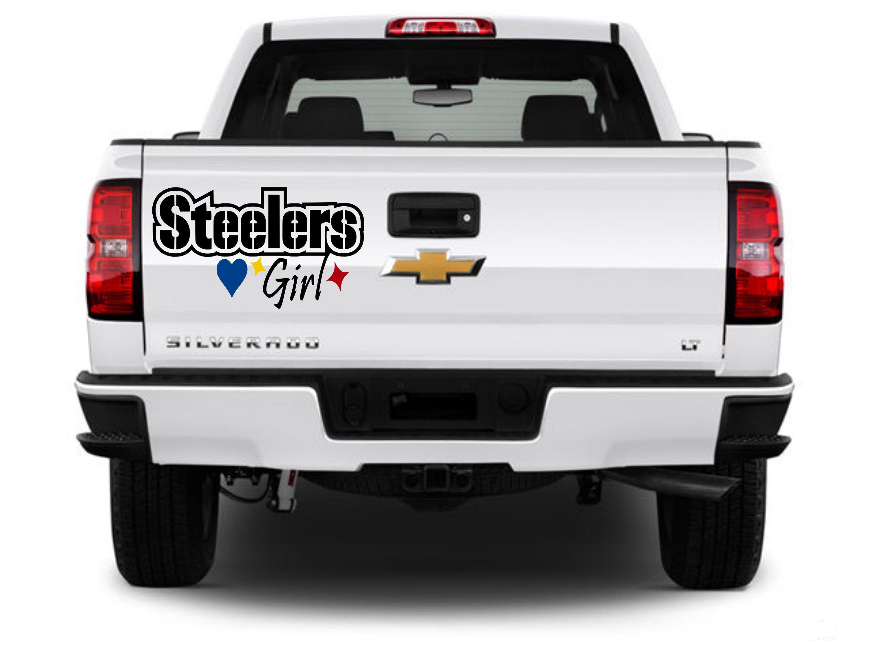 Pittsburgh Steelers Logo Vinyl Decal By Blanchardvinyl On Etsy En 2021 Norte [ 2250 x 3000 Pixel ]