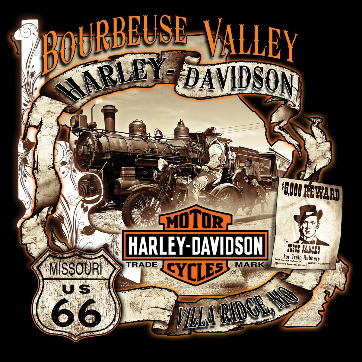 Motorclothes Bourbeuse Valley Harley Davidson Villa Ridge Missouri Harley Davidson Bikes Harley Davidson Dealership Harley Davidson Signs
