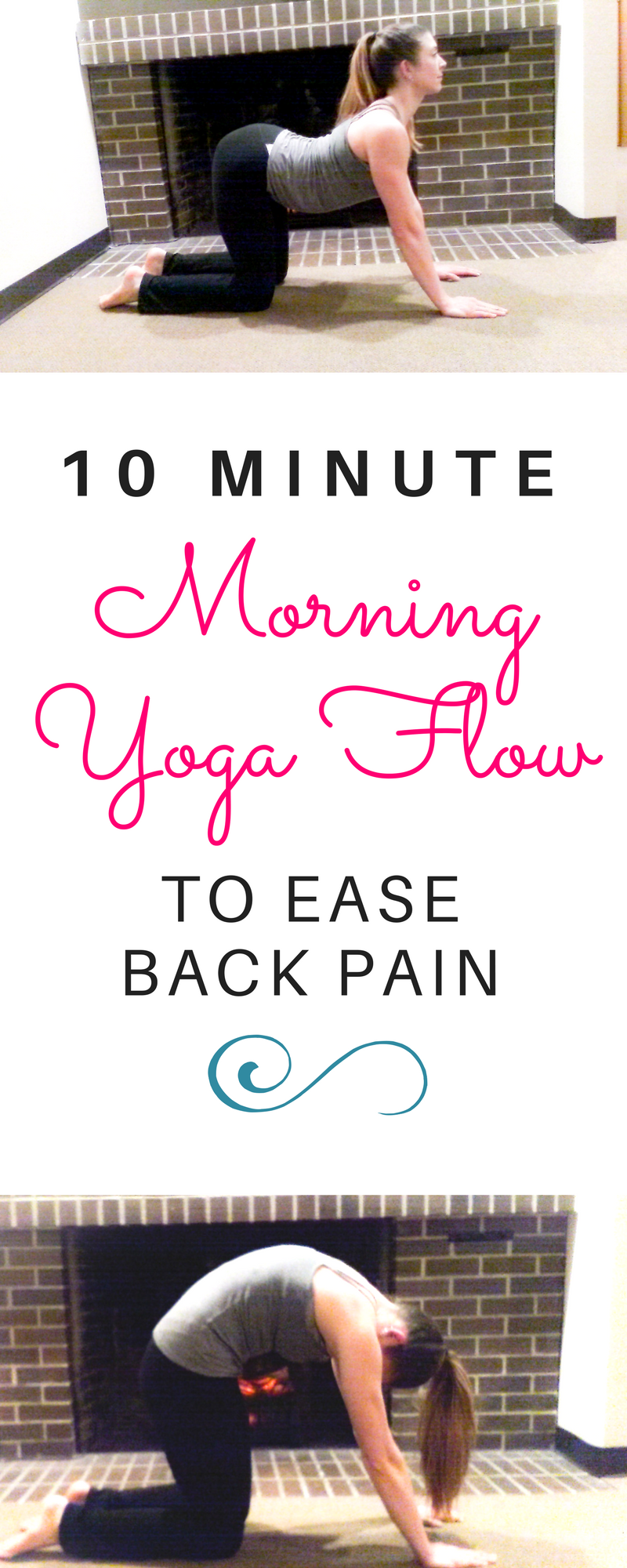 Morning Yoga Flow To Aleviate Tight Hips Legs And Sore Back
