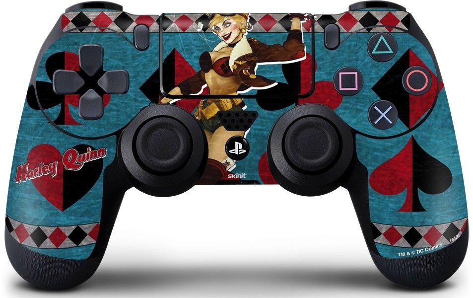 Harley quinn playstation 4