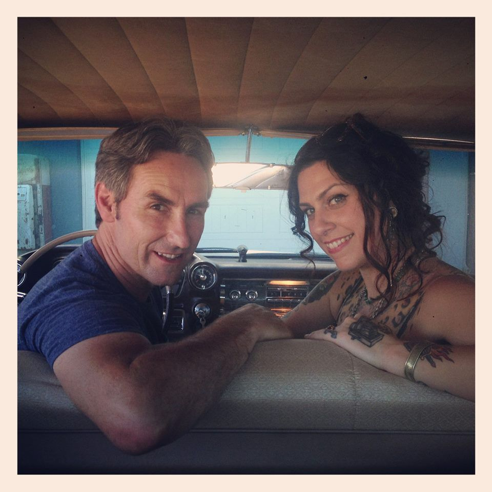 """Mike Wolf And Dannielle Cushman """"American Pickers"""" You Can"""