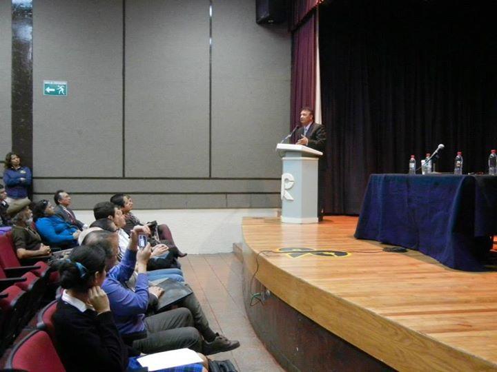 SMGE TIJUANA.- 14.02.2014 Conferencia CONSTITUCIÓN DE 1917, dictada por el Dr. Mario Herrera Zarate en la Preparatoria Federal Lázaro Cárdenas en Tijuana