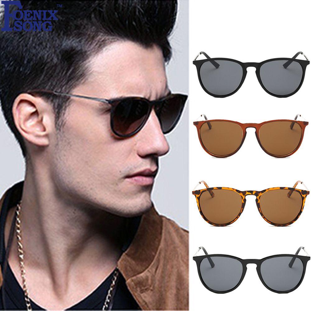 ff1555499f6d FOENIXSONG Brand New Cat Eye Sunglasses Men Women Retro Vintage Sun Glasses  Female Gafas Oculos De Sol Masculino UV400 Eyewear Review