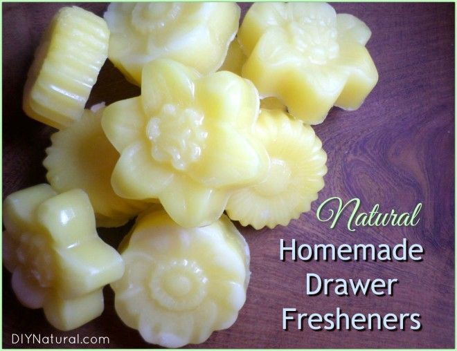Homemade Drawer Freshener Beeswax And Essential Oils Diy Natural Products Cleaning Recipes Homemade Drawers