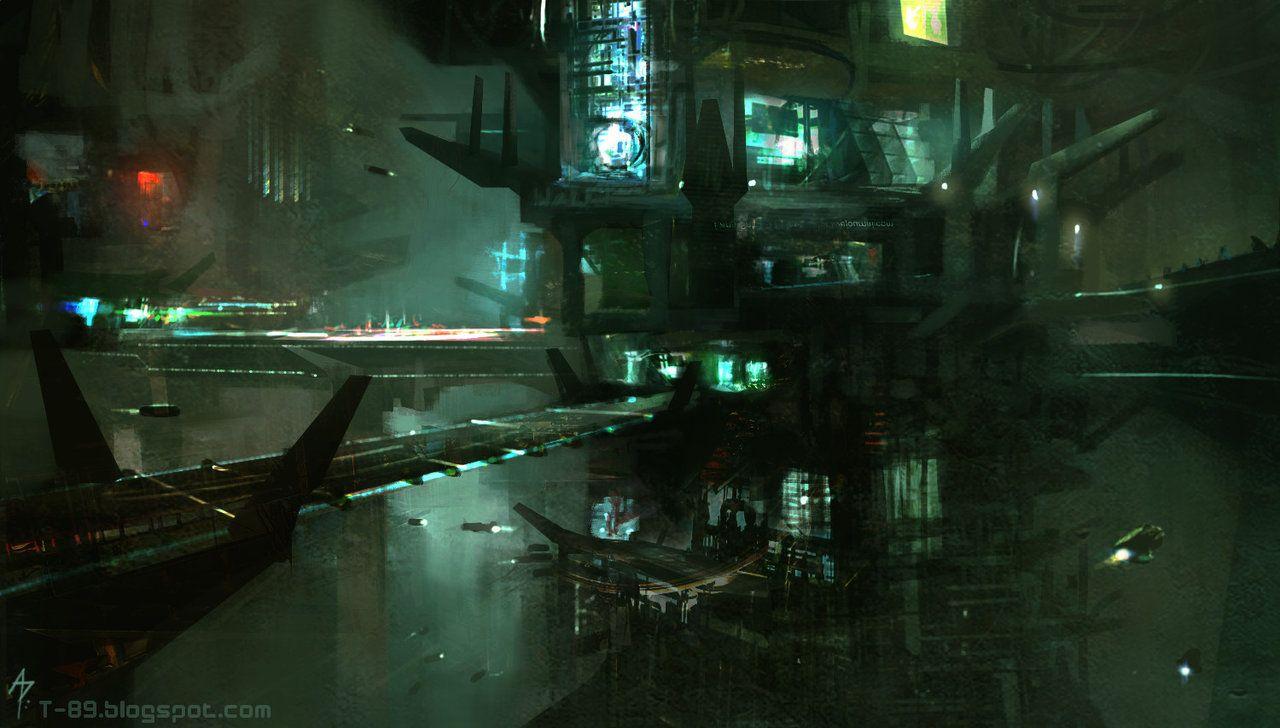cityscapes futuristic wallpaper 1900x1041 - photo #15