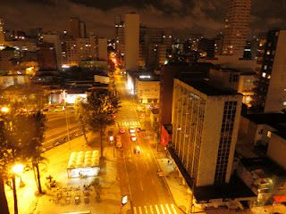 A sempre bela Curitiba