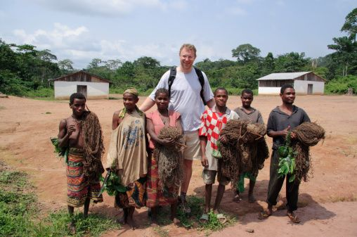 Pygmy People Africa Free Images
