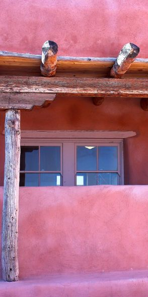 pink stucco house in arizona (With images)   Pink houses ...