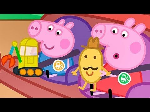 Peppa Pig Goldie The Fish Episode Hd Youtube Tank Surprising Qartulad Image