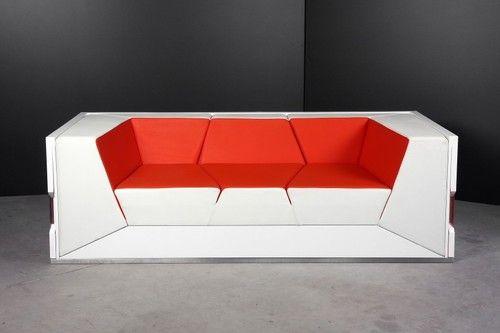 Future Home, Futuristic Room, Boxetti, Rolands Landsbergs, Futuristic  Interior, Modular Home