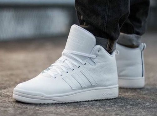 adidas Originals Veritas Mid Leather: White