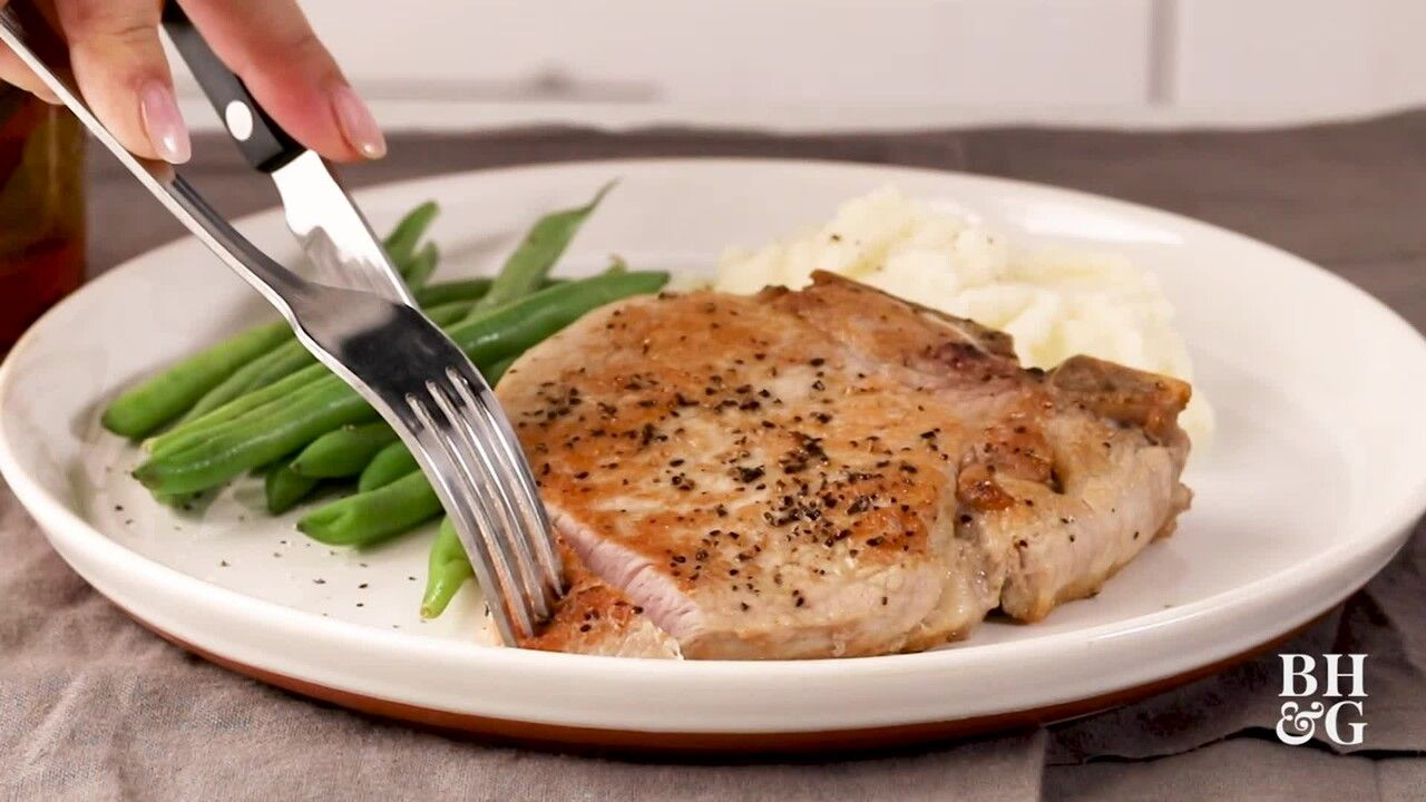 Better Homes And Gardens Pork Chops