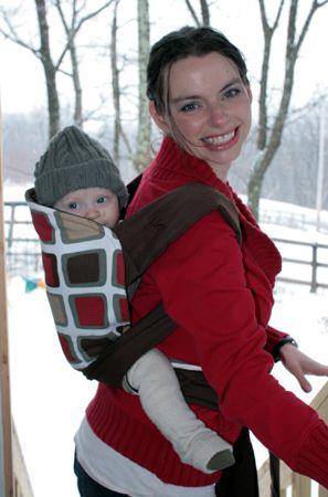 kozy baby carrier