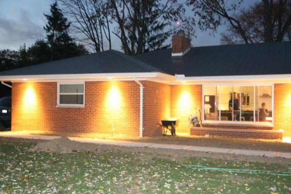 Exterior Downlighting Home Improvement Decor