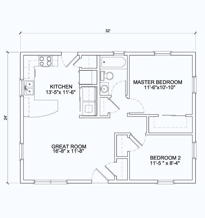 View Source Image Cabin Floor Plans Tiny House Floor Plans Tiny House Plans