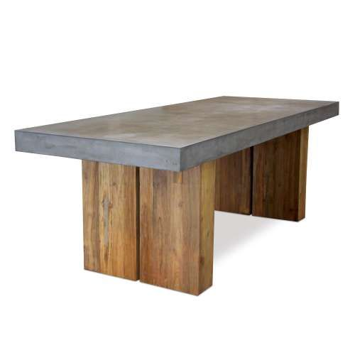 olympus dining table concrete table top concrete table and