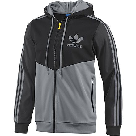 adidas Men's Adi Hooded Flock Track Top | adidas UK