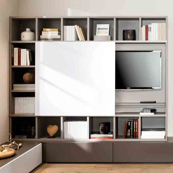o mettre la t l dans le salon t l vision cacher et meuble tv. Black Bedroom Furniture Sets. Home Design Ideas
