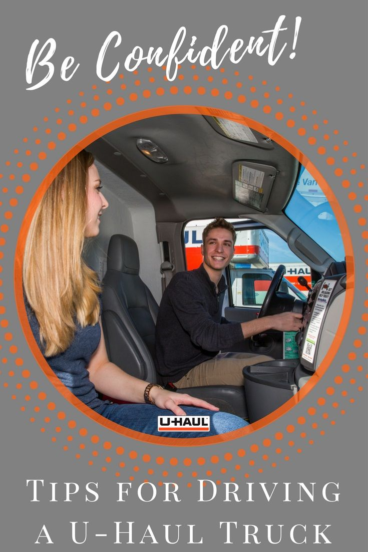 Tips For Driving A Moving Truck Moving Insider Driving U Haul Truck Driving Safety