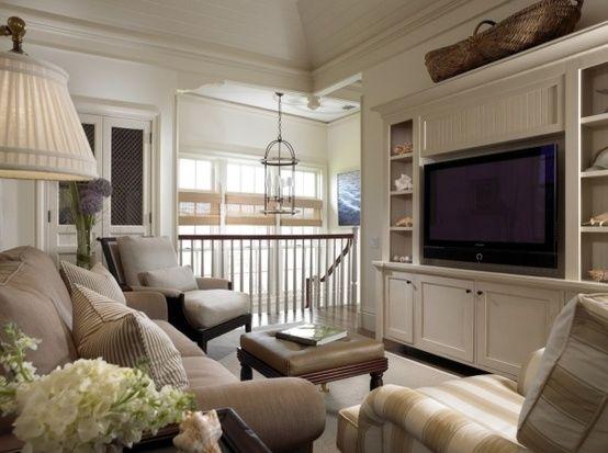 Upstairs Family Room Loft By Mollyahuff Small Family Room