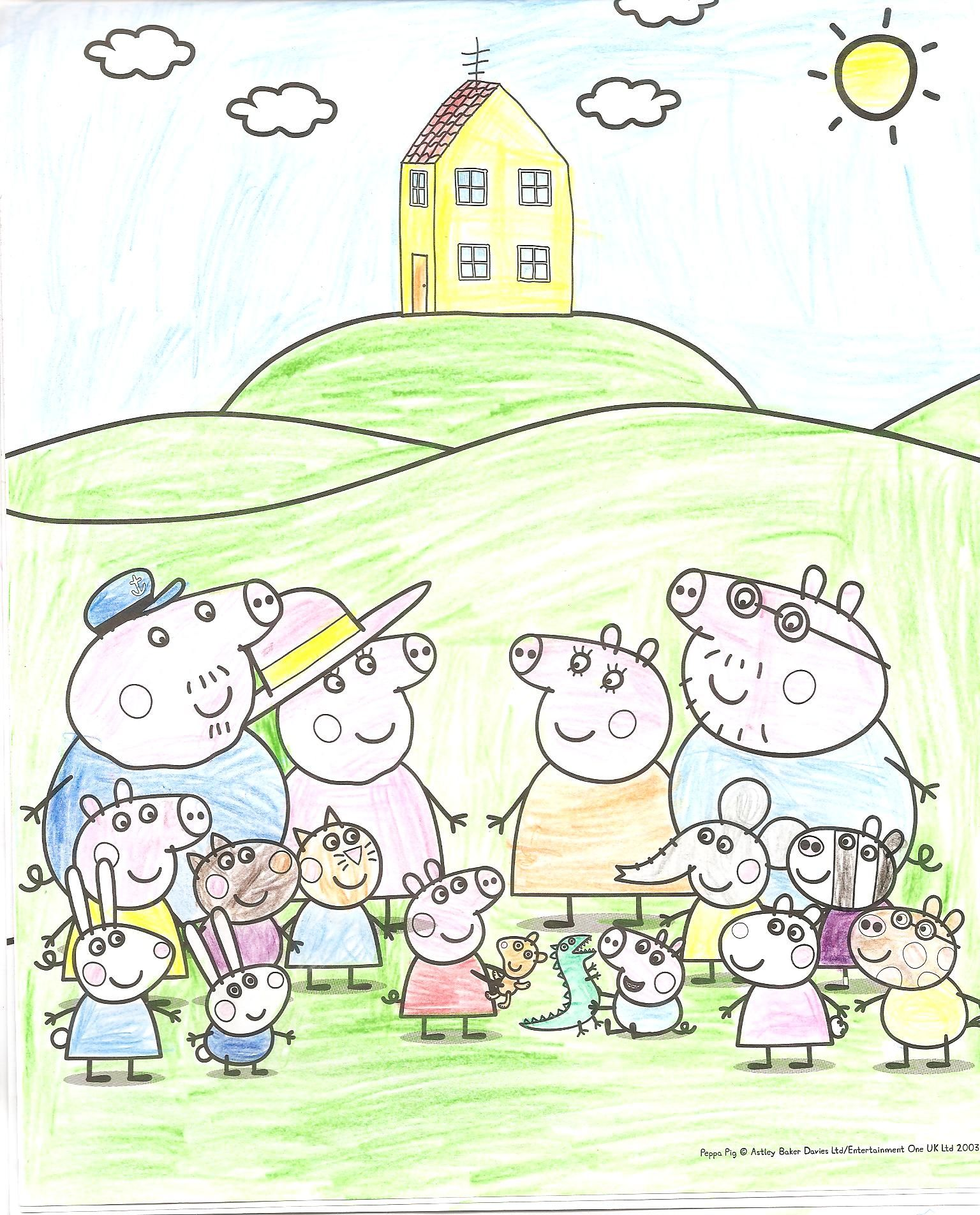 pin by mary sfakianaki on peppa pig pinterest