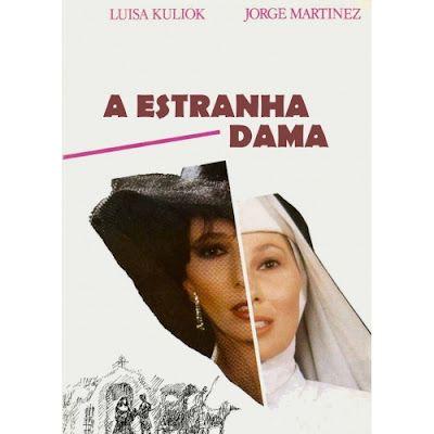 A Estranha Dama e o primeiro beijo sacrílego da TV. Leia sobre em: http://www.acediadepegasus.blogspot.com.br/2012/04/estranha-dama-e-o-primeiro-beijo.html