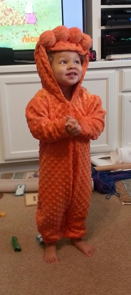 Toddler Sour Patch Kid Costume