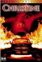 CHRISTINE:  Keith Gordon, John Stockwell, Alexandra Paul - 1983