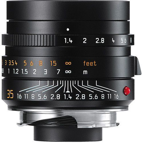 Brand New Leica Summilux M 35 Mm F 1 4 Aspherical Lens Black Leica M Leica Leica Camera