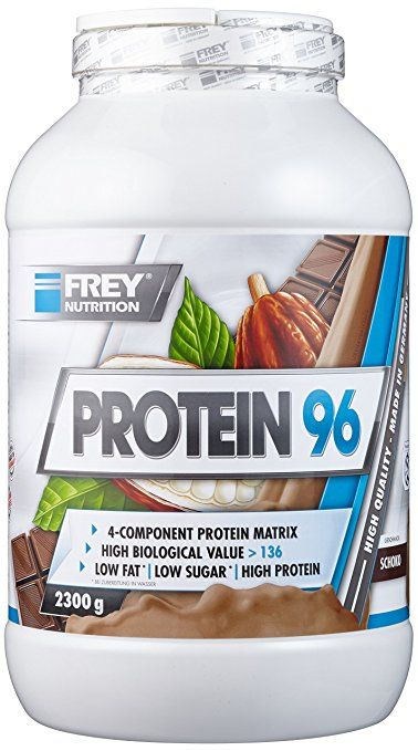 frey nutrition protein 96 vanille dose 1er pack 1 x 2 3 kg