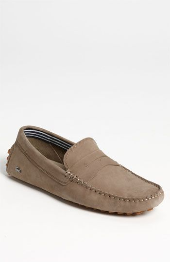 2259382e6 Lacoste  Concours 6  Driving Shoe available at Nordstrom