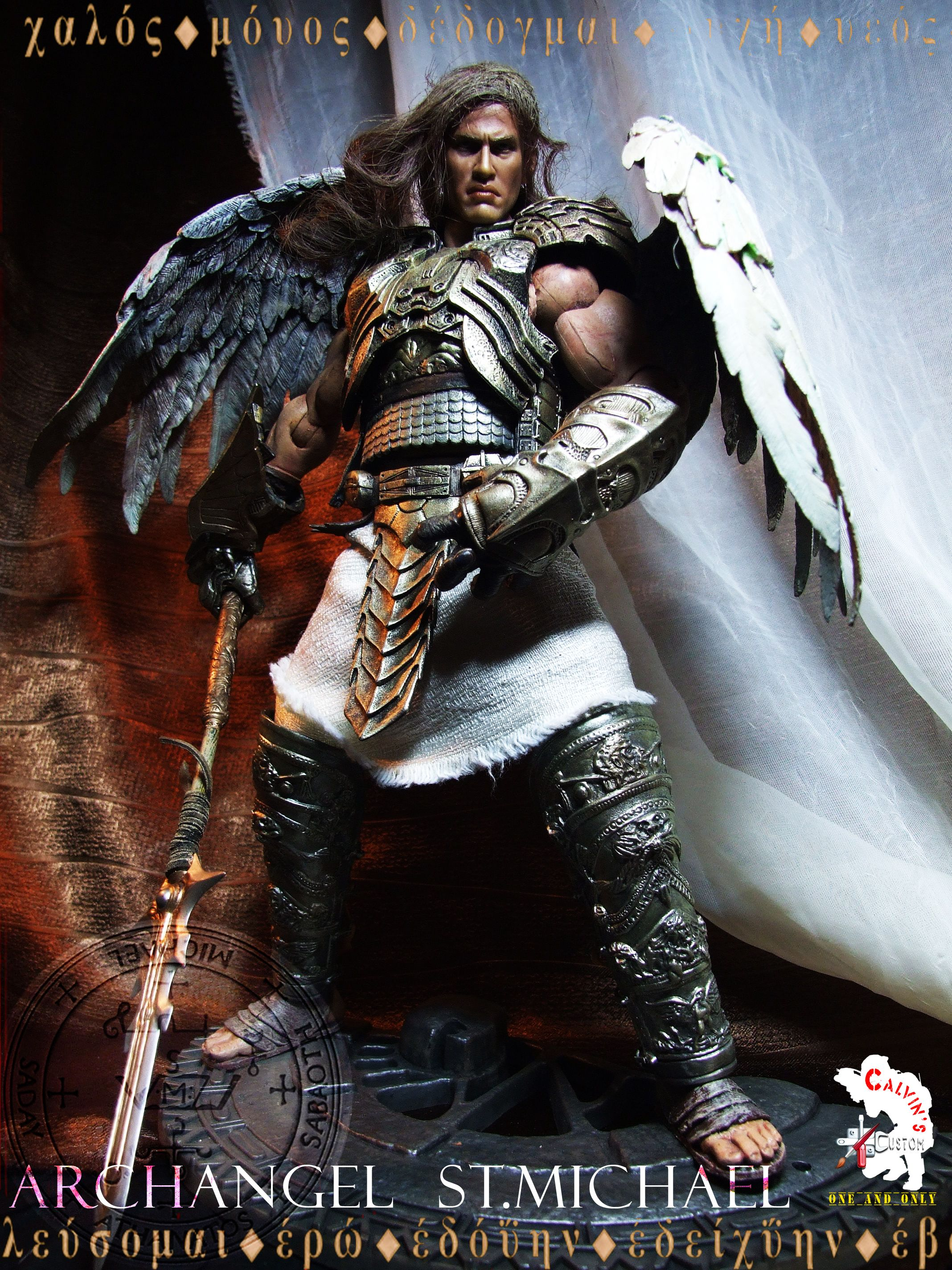 archangel michael - Google Search | costumes | Archangel ...