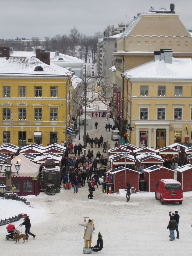 Finland Christmas Market 2019.11th Experience Christmas Markets In Helsinki 25 Days Of