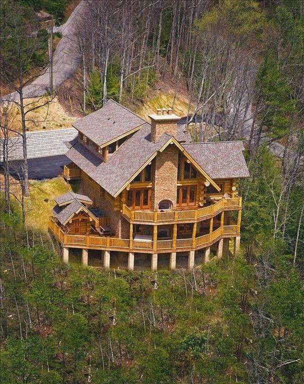 Attirant Crantzdorf Lodge, Most Luxurious Cabin In A...   VRBO