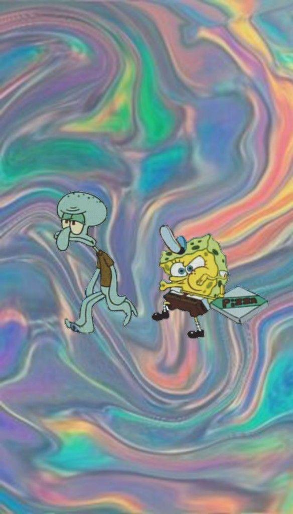 Spongebobaesthetic Spongebob Wallpaper Aesthetic Spongebob