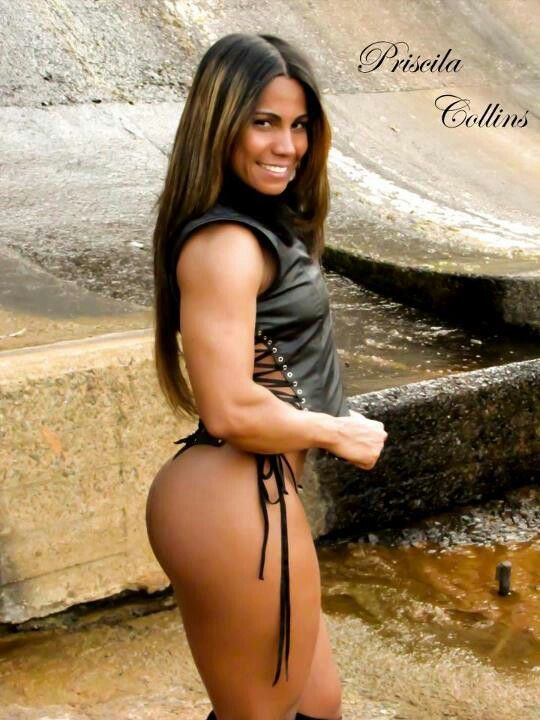 Pin by Marcel Mulder on Priscila Collins IFBB Figure