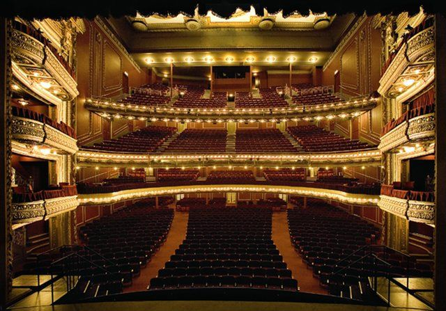 Cibc Theater Seating Chart Seat Views Theatre 101