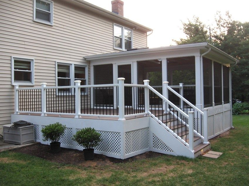 Beautiful How to Build A Sunroom On A Deck
