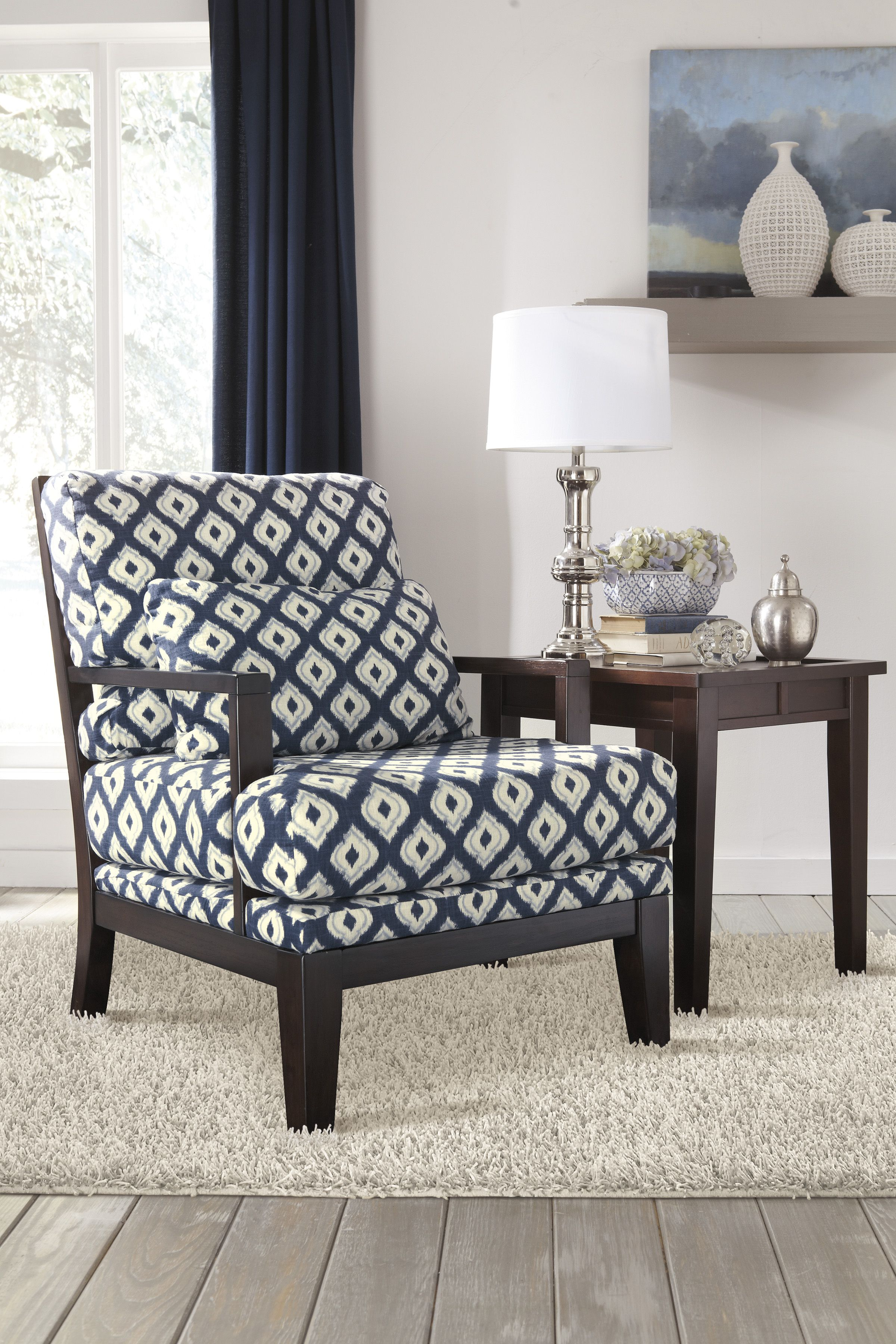 in by Ashley Furniture in Wichita KS Showood Accent Chair