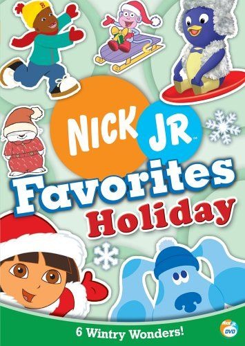 Nick Jr. Favorites - Holiday Paramount Home Video http://www ...