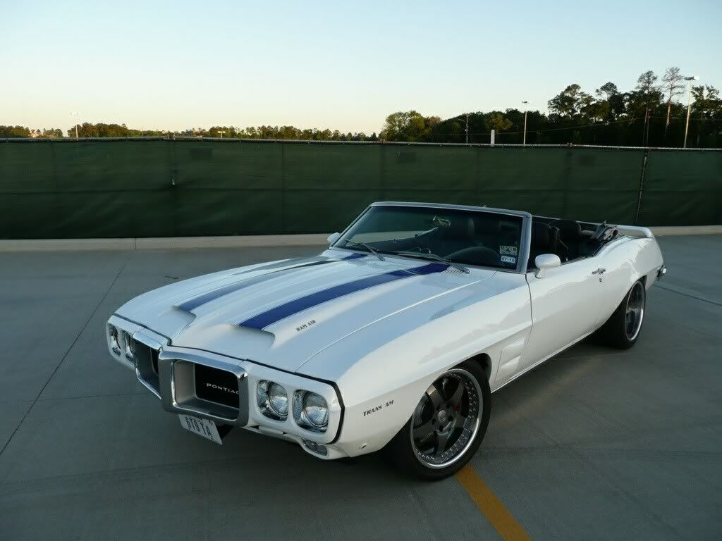 Explore touring firebird and more