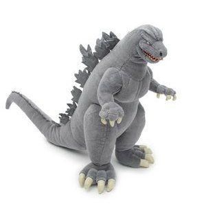Ty Puppies Stuffed Animals, Plush Godzilla Godzilla Sewing Stuffed Animals Melanistic Animals