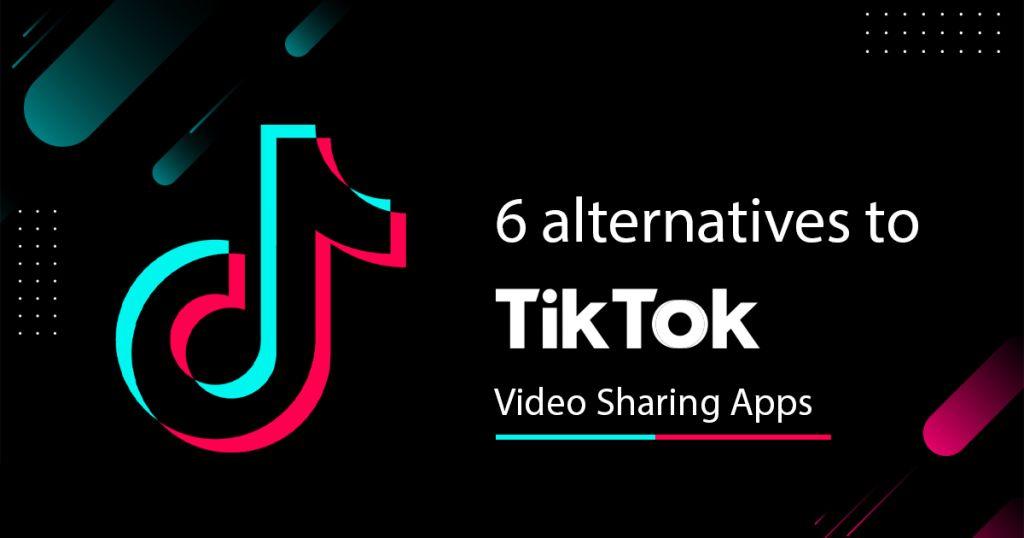 6 Alternatives To Tiktok Video Sharing App Apps For Teens Music App Video