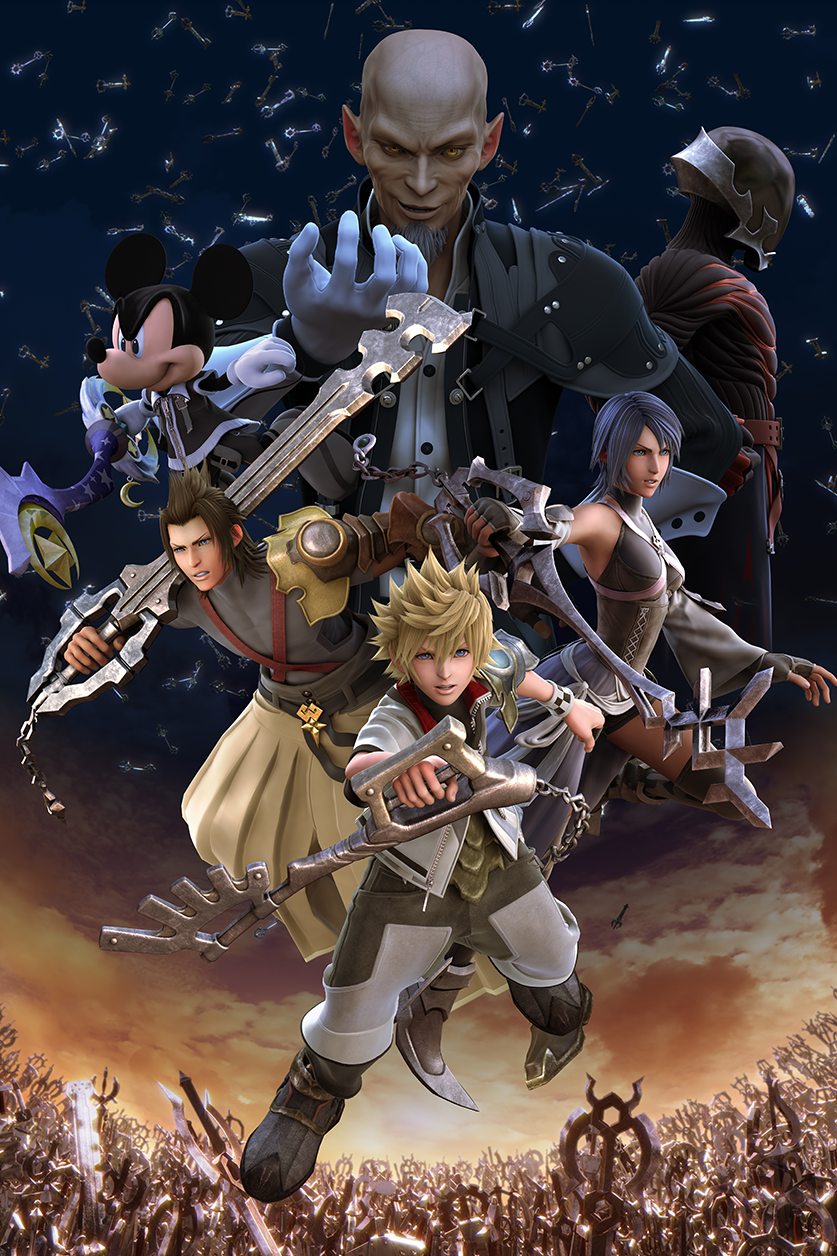 Kingdom Hearts In High Definition Kingdom Hearts Wallpaper